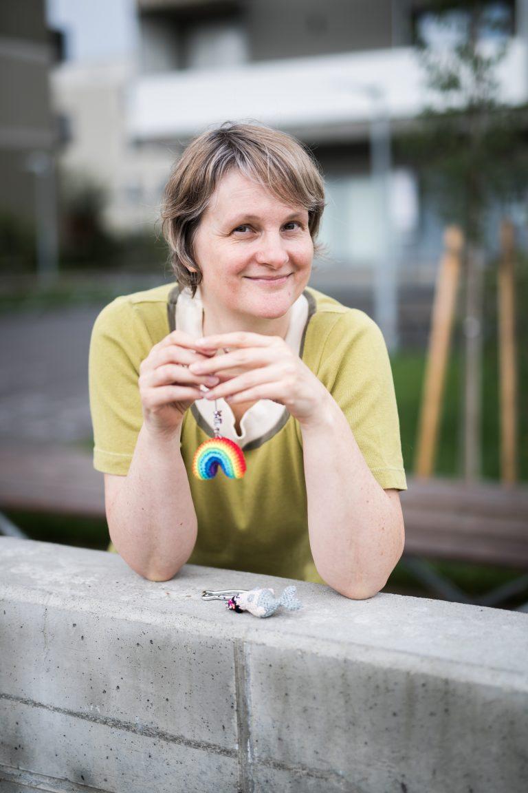 Elfi Spiessberger Porträt