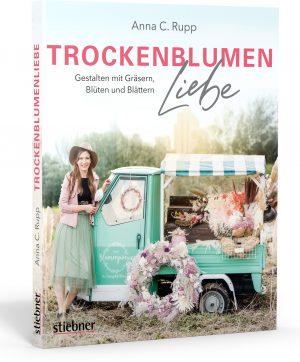 Buchcover Trockenblumen Liebe