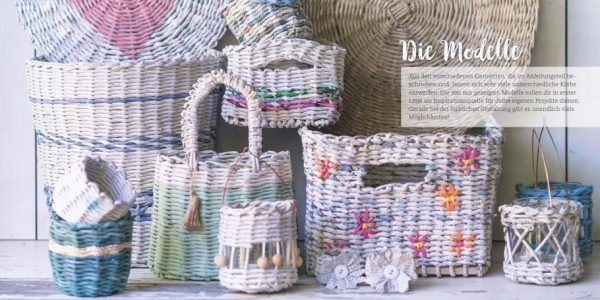 Paper Baskets Modellauswahl